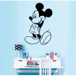 Mickey kids room decor