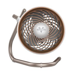 4 in. Pivot Personal Air Circulator, Copper