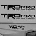 TRD PRO Toyota Racing Development Tacoma Tundra