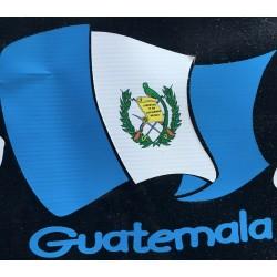 Guatemala Decal Guatemala FLAG 00007