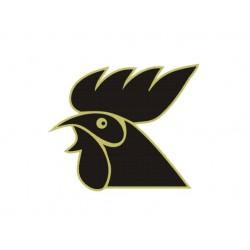 Guatemala Logo Cervceza Gallo 000014 Decal
