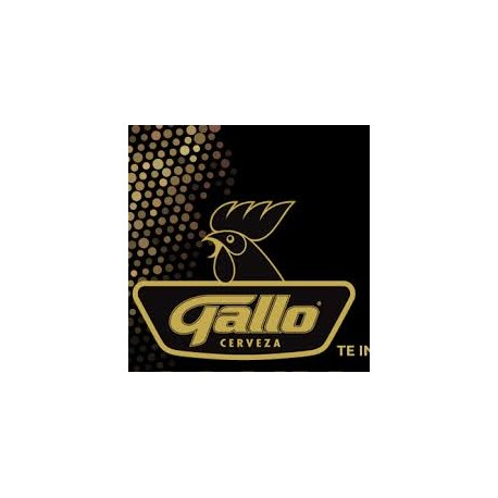 Guatemala Logo Cervceza Gallo 000015 Decal