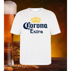 Corona Beer Logo Decal SHIRT 000017
