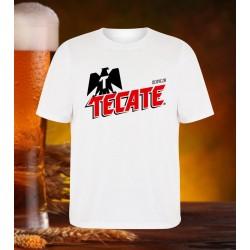 Tecate Beer Logo Decal SHIRT 000018