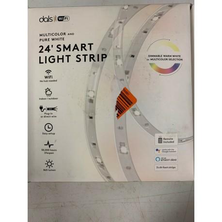 WiFi 24ft Flextape Smart Indoor and Outdoor LED Landscape