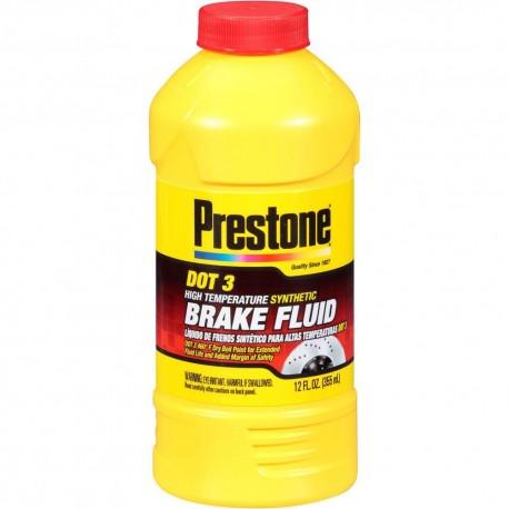 Prestone 12 oz. Dot 3 Brake Fluid