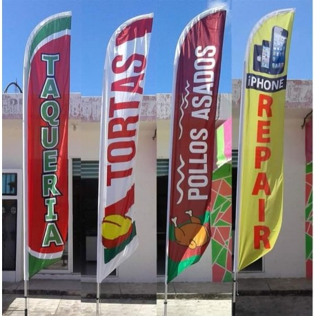 Personalized flags