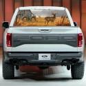 Grass Deer Tractor Color Anti-high Beam Rear Window Pickup Truck Rear