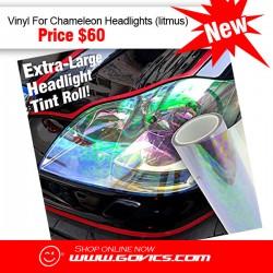 VINYL FOR Headlights Rear Light Car Vinyl