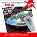 Vinyl For Chameleon Headlights (litmus)