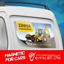 Magnetics for your car 2x2ft size