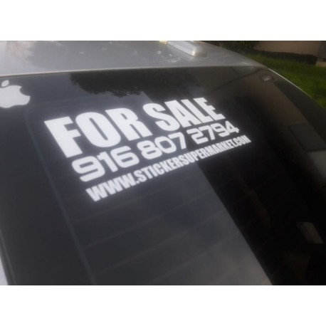 Toyota Tacoma front decal